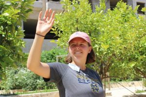 Summer Camp 2016 Volunteer